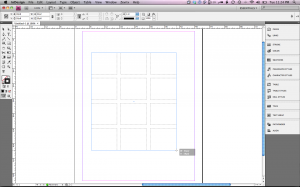 InDesign Grid Place